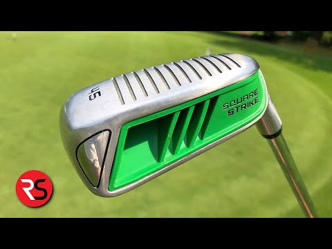 THE TRUTH: Square Strike Wedge Review