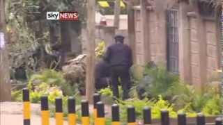 Nairobi Mall Shooting: Gunfire and Ambulances At Shopping Centre