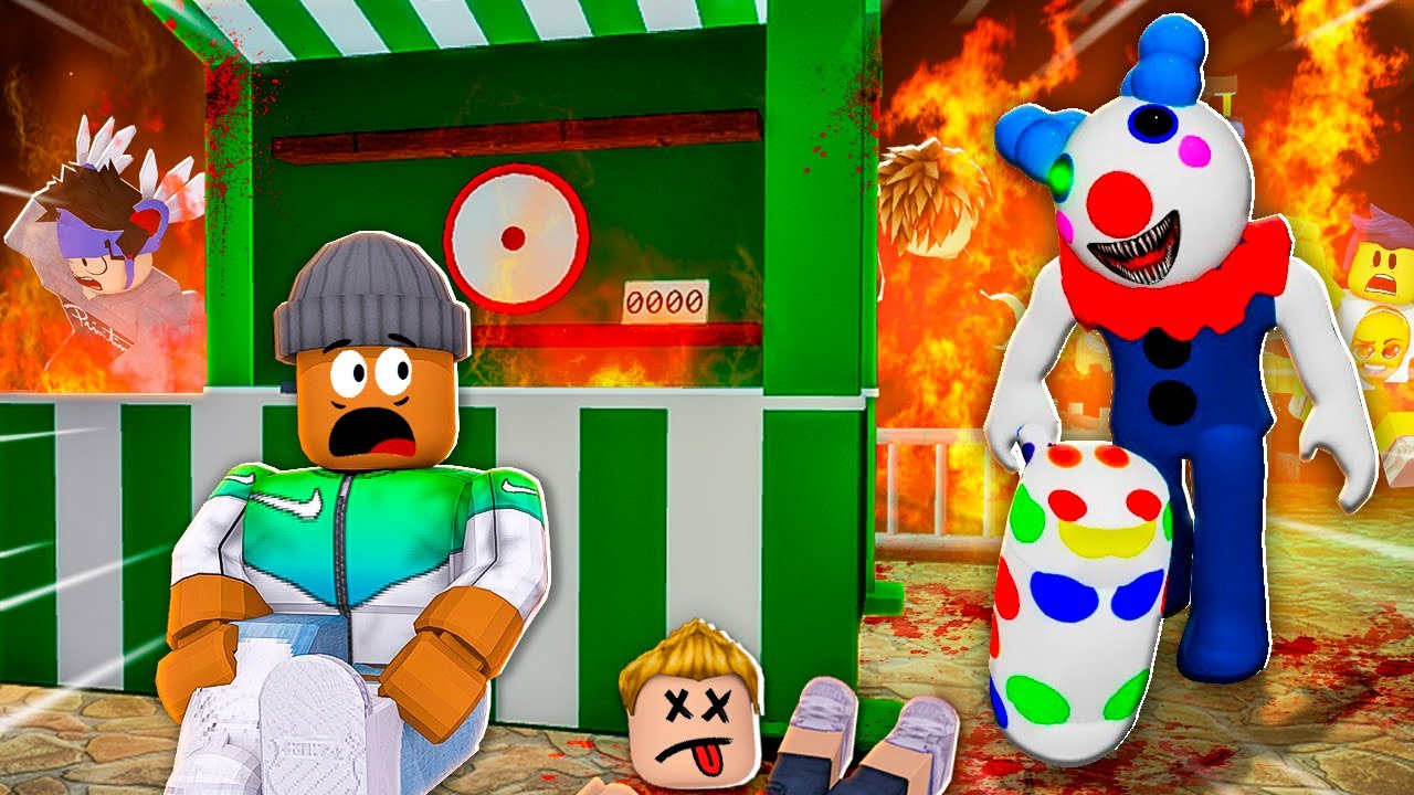 Roblox Piggy Carnival Youtube Newyorkcityvoices