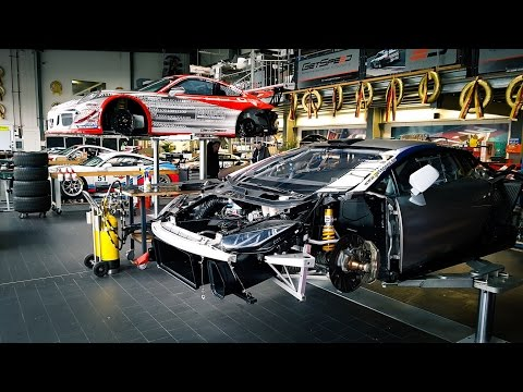 LAMBORGHINI HURACAN SUPERTROFEO TECH CHECK