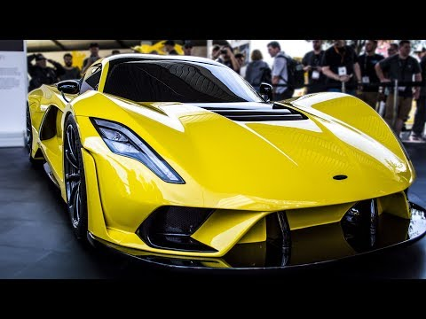 Meet The $1.6 Million Hennessey Venom F5 | Worlds Fastest Production Car