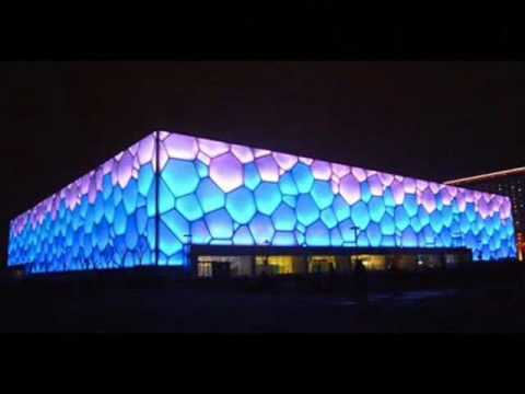 Water Cube- National Aquatics Center
