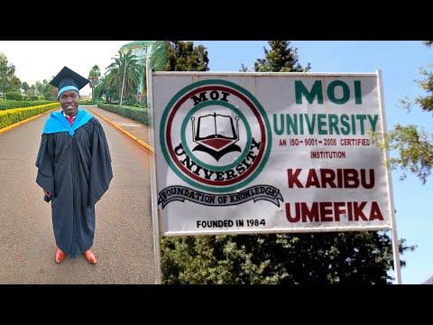Alex Mulombi Annuar OFFICIAL Video (Moi University Documentary)