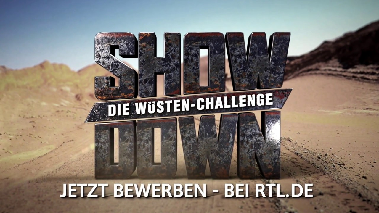 Showdown Die Wüsten Challenge