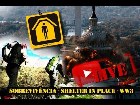 Sobrevivencialismo, Mochila MOLLE, Vacinas - Live# 15 Guia do sobrevivente