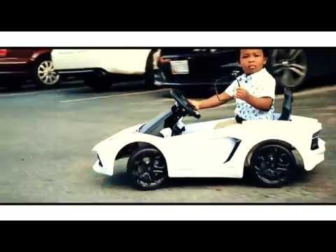 Quảng cáo ô tô điện điện Rastar Lamborghini