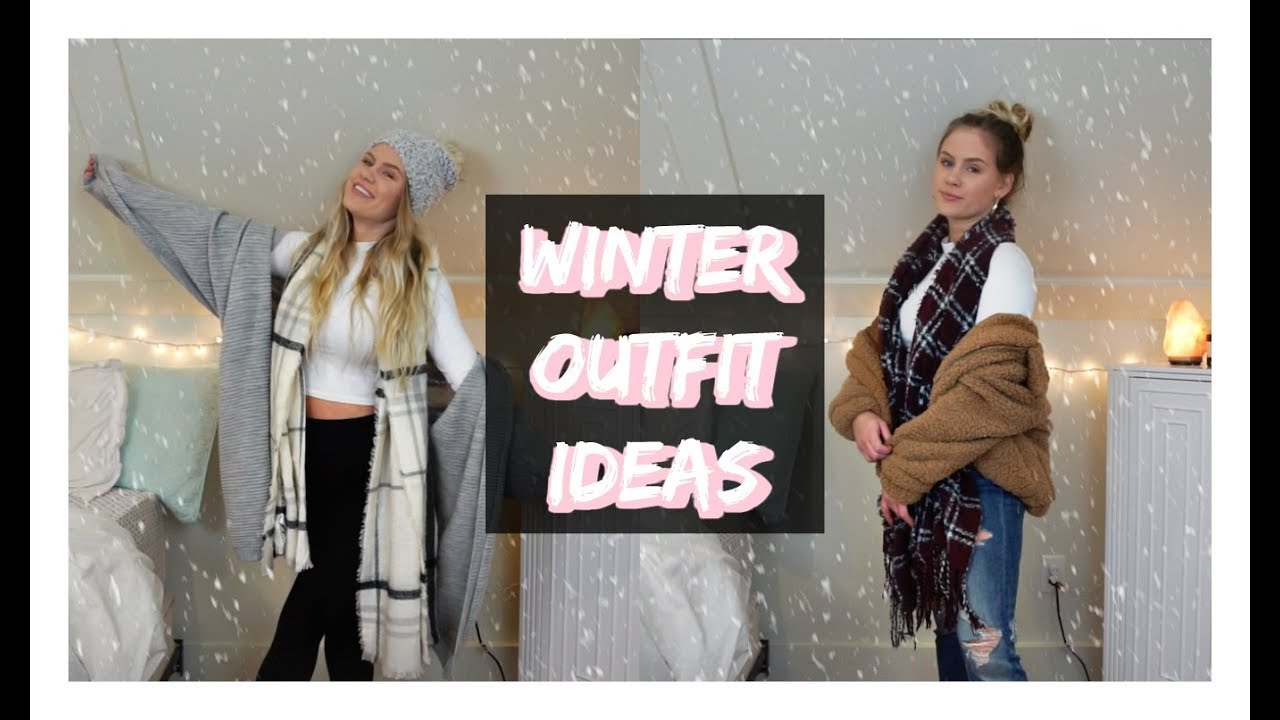 Winter Outfit Ideas // 4 Outfits For Cold Weather 9
