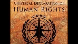 Universal Delaration on Human Rights   1948