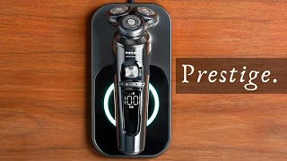 Philips Norelco S9000 Prestige electric shaver review, comparison and how-to | DHRME #62