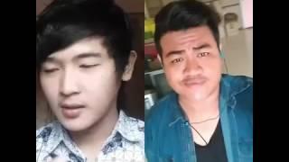Video Wow keren banget duet smule santri ganteng Ku tak akan bersuara ft Irfan bakery download MP3, 3GP, MP4, WEBM, AVI, FLV September 2018