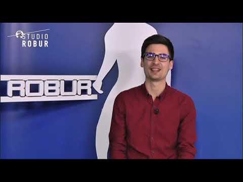 Studio Robur - 6 novembre 2018 - Seconda parte