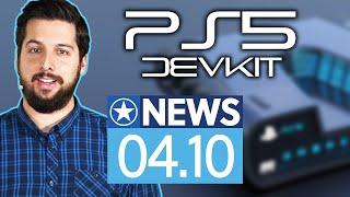 PlayStation 5: Insider verrät Design & Codenamen des PS5-Devkits - News
