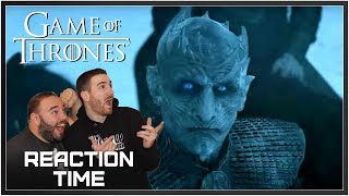Game Of Thrones Season 7: #WinterIsHere Trailer #2 - Reaction Time!
