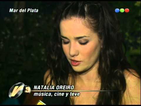 Natalia Oreiro en el cine con Pablo Echarri - VERSUS 2000