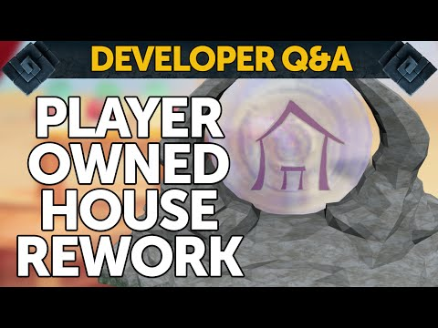 Player Owned House Rework - RuneScape