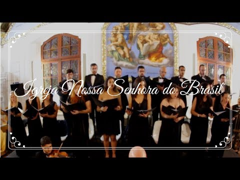 Igreja Nossa Senhora do Brasil  Coral para Casamento  Música para Cerimônia