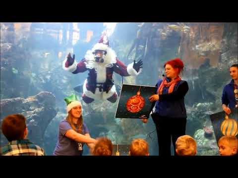 Diving Santa 2017