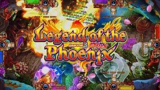 IGS Ocean King 3 Plus: Legend of the Phoenix - Gameplay