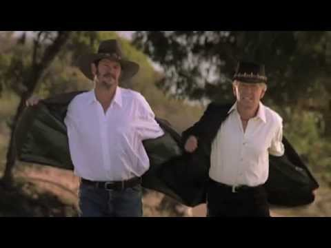 All of the Best Moments in Crocodile Dundee in LA