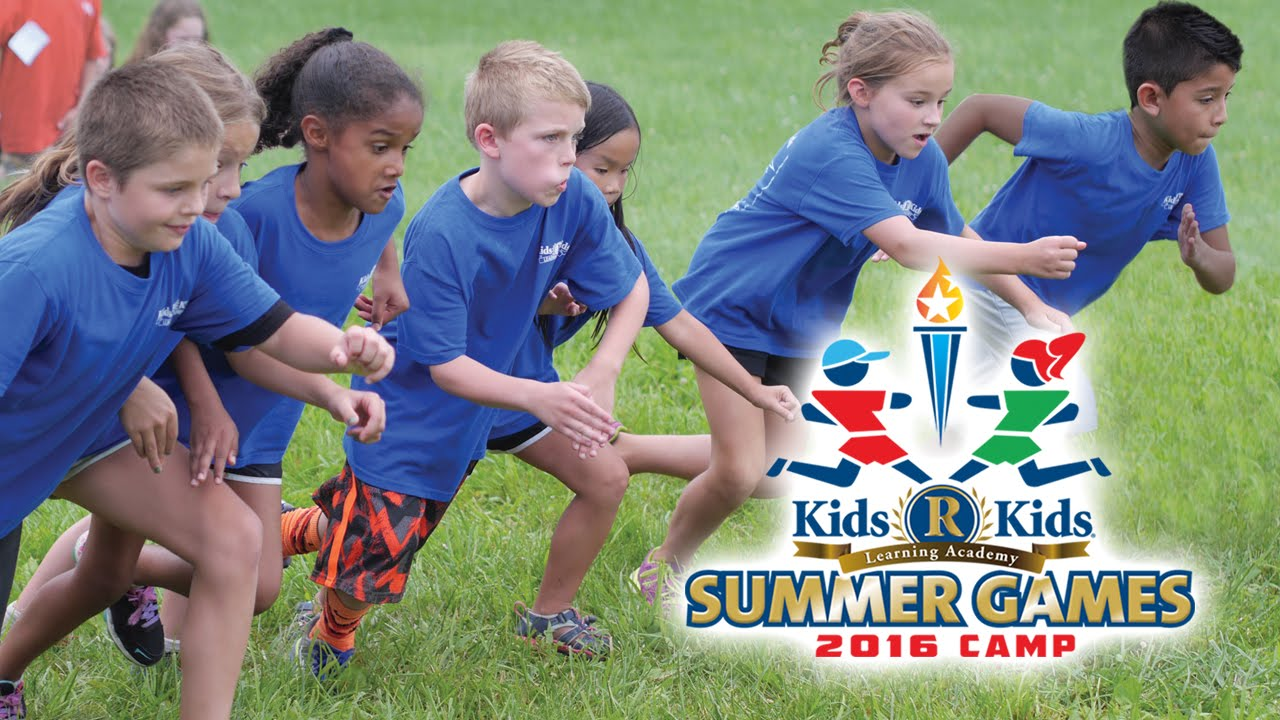 Kids 'R' Kids Summer Camp 2016
