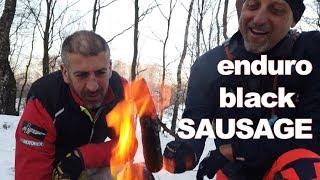 enduro CZARNA KIEŁBASA /enduro BLACK SAUSAGE
