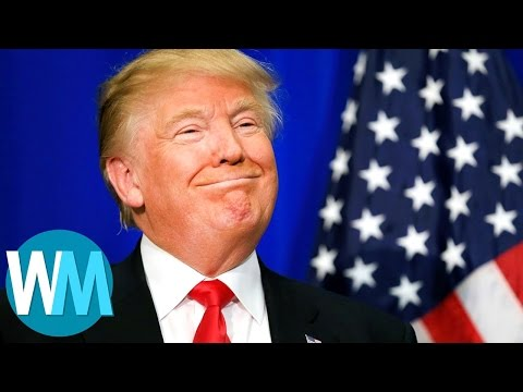 Top 10 Reasons Why Donald Trump Will Be a Controversial President