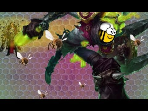 Singed Man But Not A Bee Man
