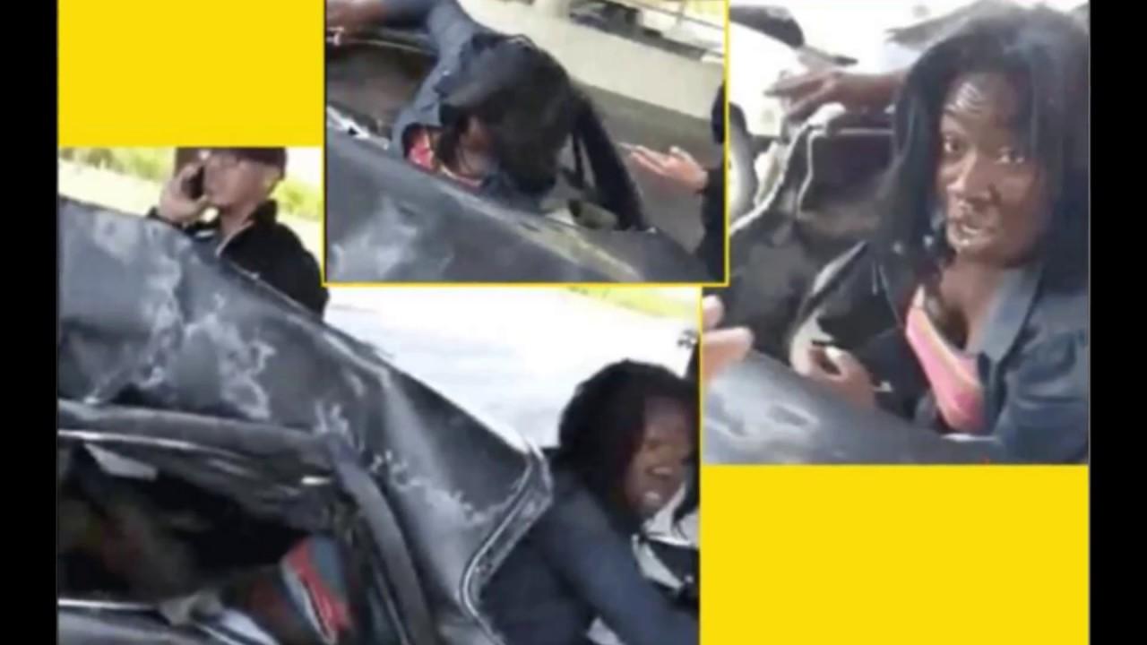 Livestream Video Of Car Crash