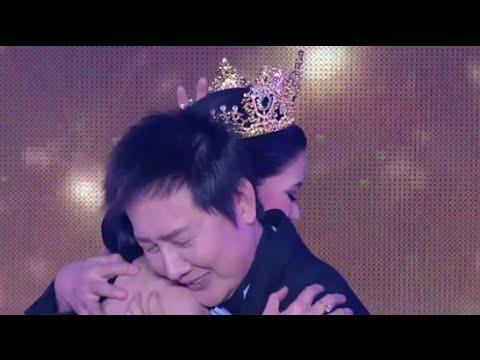 Janelee Chaparro final walk as Miss Grand International 2013