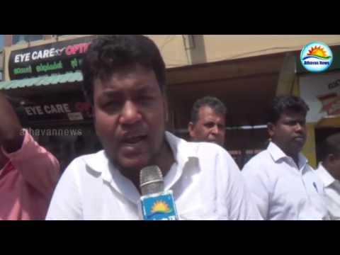 The powering of support in Jaffna for upcountry