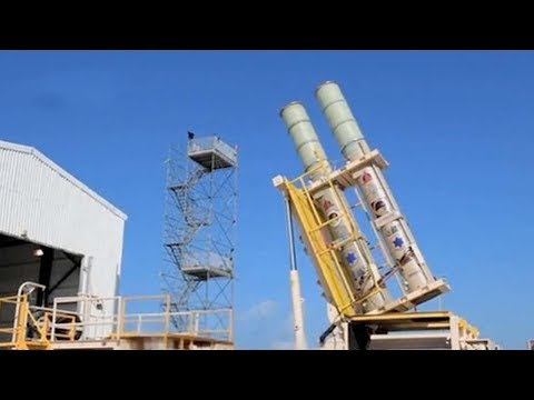 Defense Ministry says it successfully tested Arrow-3 interceptor