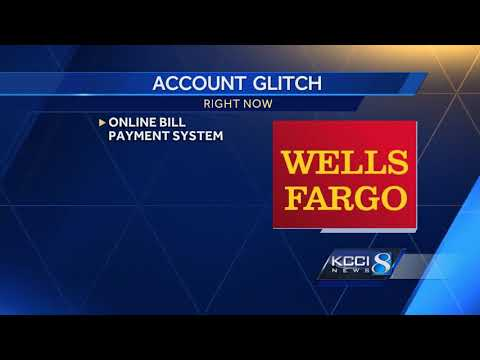 Wells Fargo customers frustrated over double charges