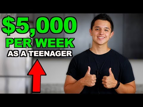 Businesses ANY Teenager Can Start Today In 2019