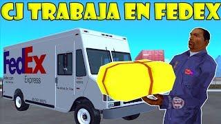 GTA San Andreas Loquendo - CJ Trabaja en FedEx
