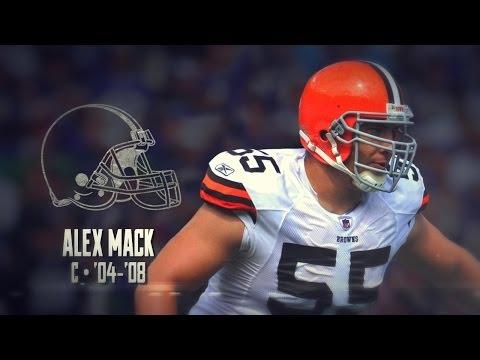 Cal Football: Alex Mack 2004-08