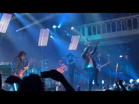 Simple Minds - Waterfront live @ Paradiso Amsterdam 19 February 2018