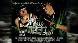 UNA PARA LA MUERTE Happy HalloWeed Vol 1  Rap Colombiano