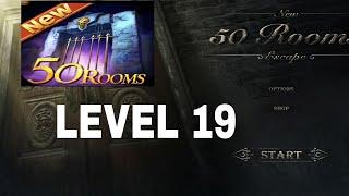 New 50 Rooms Escape Level 19 Walkthrough