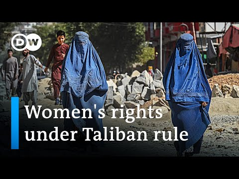 What's the future for women under Taliban rule in Afghanistan? | DW News