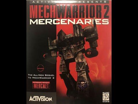 Mechwarrior 2 Mercenaries Intro 1996