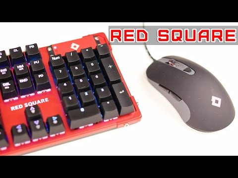 Новый игровой бренд - Red Square. Периферия для гиков