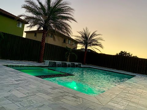POOL CONSTRUCTION 2019 (START TO FINISH) MODIFIED