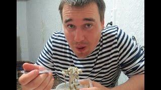 Салат из Морской капусты с Сардиной