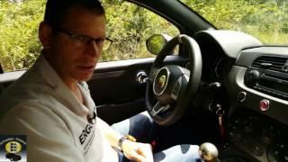 Fiat Abarth 595 Competizione 180PS, komplett-Check, Test & Drive, Sound-Check Full HD