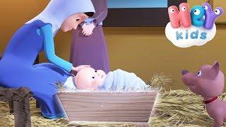 Gambar cover Bóg Się Rodzi - Kolędy dla Dzieci 🎄 Piosenki Świąteczne