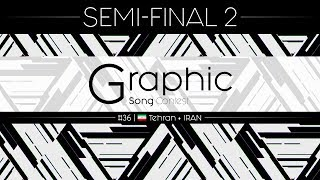 Download 🎼Graphic Song Contest #36 ● Semi-final 2 | Tehran, Iran MP3 song and Music Video
