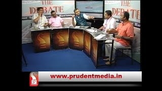 Prudent Media | The Debate | Has Goan Politics Stooped to Low Today?? | Ep no  223 | 18 Oct 18