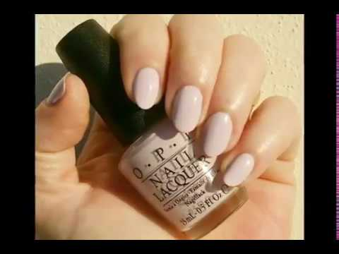 Opi Im Gown For Anything Swatch Review Youtube