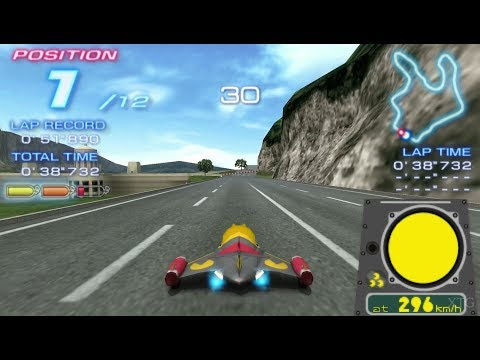Ridge Racer 2 PSP Gameplay HD (PPSSPP)