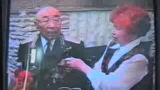 Передача о тувинских добровольцах ГТРК Тыва 1997г.